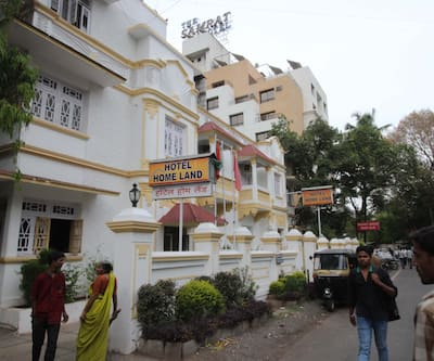 Hotel Home Land,Pune